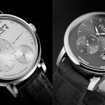 【デザイン】パノリザーブとランゲ1時計の文字盤デザイン考察